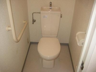【トイレ】グランコートS