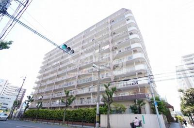 【外観】カネボウ新大阪第2グリーンマンション