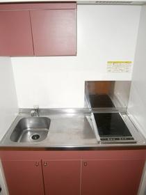 【浴室】片倉台