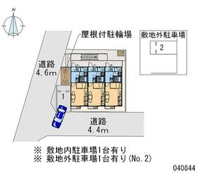【区画図】クルンテープB