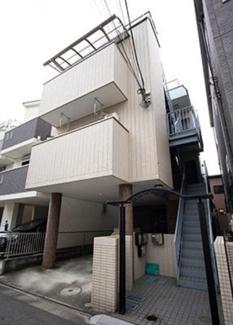 【外観】《満室高稼働中》川崎市幸区古市場1丁目一棟マンション