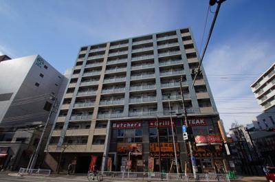JR桜木町駅徒歩4分の分譲賃貸マンションです。