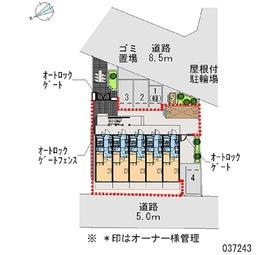 【区画図】レインボー