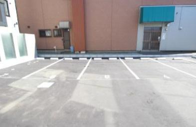 【駐車場】シティレジデンス南13条