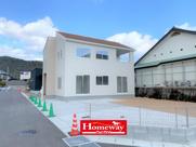 新築 山口市大内氷上4丁目 2号棟 リーブルガーデン 一建設の画像