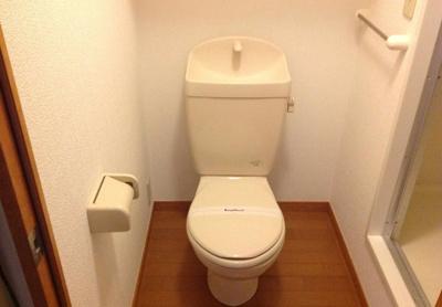 【トイレ】三立ハイツC