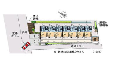 【地図】クレスト SHINO