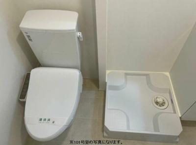 【トイレ】赤羽terrace~赤羽テラス~