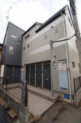 京急蒲田駅から徒歩7分のアパートです。