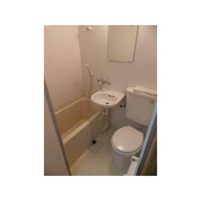 【浴室】三河島アパートA棟