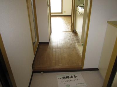 【玄関】サンライズ泉