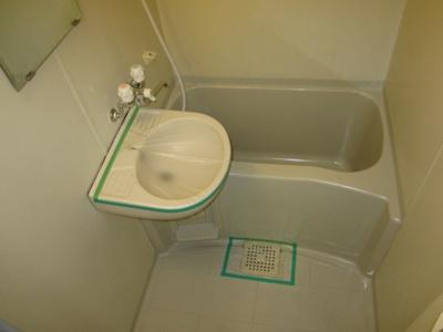 【洗面所】サンライズ泉