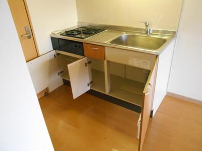 【キッチン】Krehl宿院