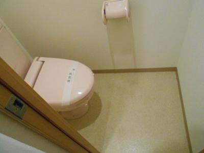 【トイレ】Krehl宿院
