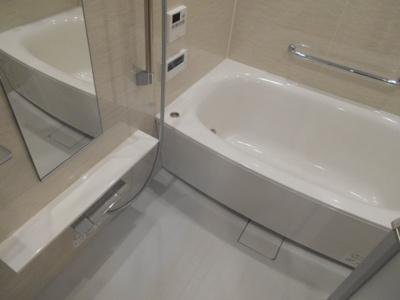 【浴室】プラウドタワー堺東