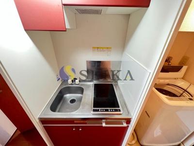 【浴室】ヴィラージュコート