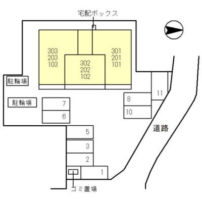 【その他】ディアコート萱振