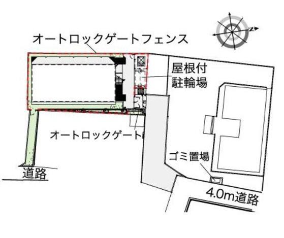 【エントランス】コーワ ビレッジ