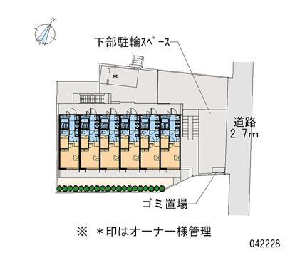 【地図】キュア横浜