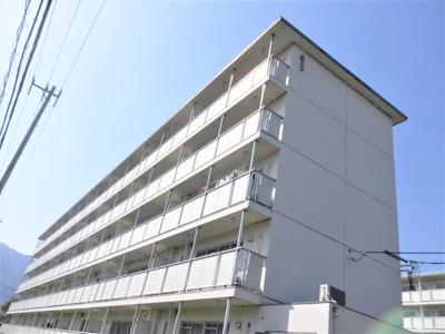 【外観】ビレッジハウス揖斐川1号棟