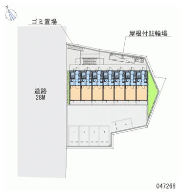 【地図】ファルケ
