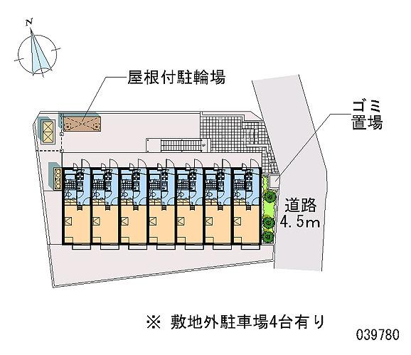 【地図】フォレ長沼