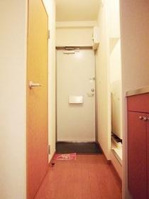 【玄関】サンヒルズ鎌谷町