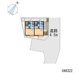 【区画図】サンヒルズ鎌谷町