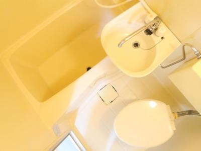 【浴室】サニーフラット市川