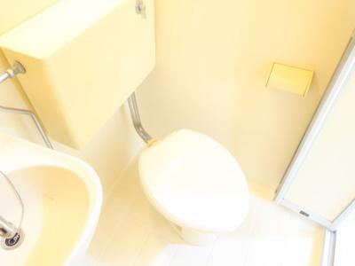 【トイレ】サニーフラット市川