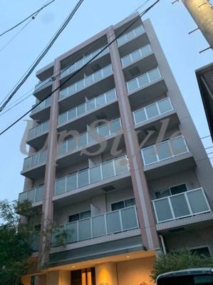 【外観】アパートメント桜