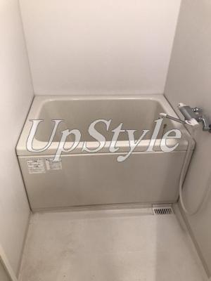 【浴室】アパートメント桜
