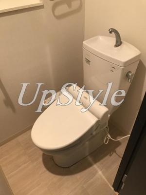 【トイレ】アパートメント桜