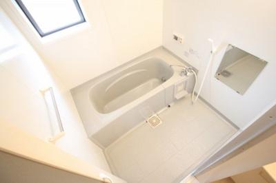 リビングタウン堅田C棟洗面浴室