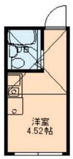 居室とロフトスペース