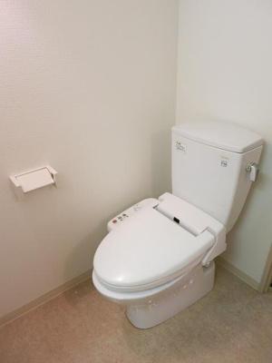 【トイレ】レオーネ亀戸