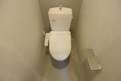 【トイレ】レジュールアッシュ都島ヴェルクレール