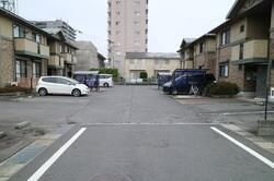 【駐車場】リビングタウン堅田A棟