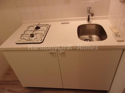 ☆ビバリーホームズ西台III☆コンパクトなキッチンで掃除もラクラク