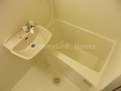 ☆ビバリーホームズ西台III☆ゆったり過ごせるお風呂です