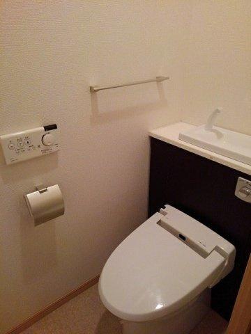 【トイレ】フォルトゥーナ