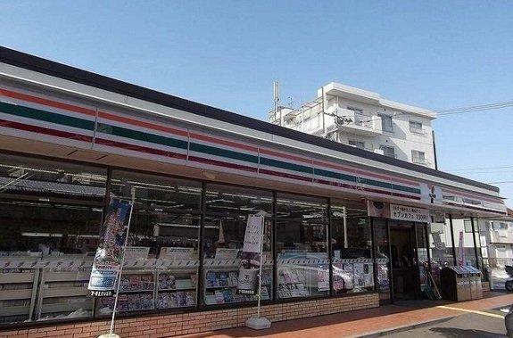 セブンイレブン川越清水町店まで400m