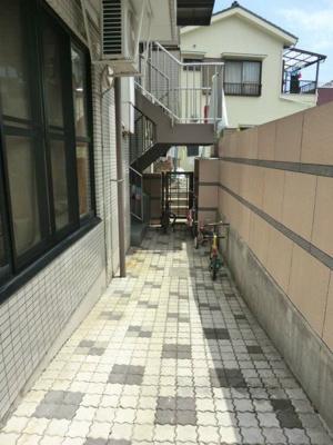 【エントランス】リバーサイドコーヨー5