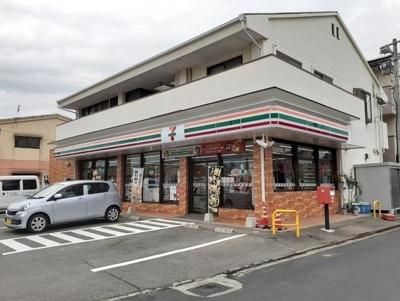 セブンイレブン福岡田主丸西店まで1300m