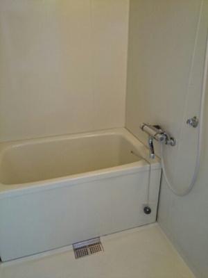 【浴室】シティハイムよしむら