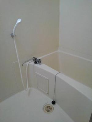 【浴室】コーポしらさぎⅠ