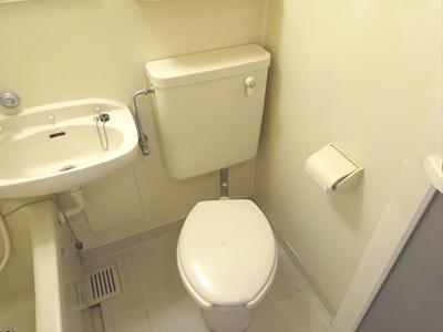 【トイレ】ルシーダ和泉
