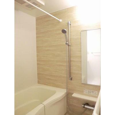 【浴室】ブランエール中目黒