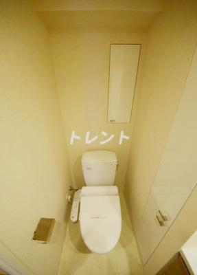 【トイレ】パークアクシス芝浦