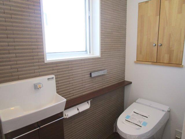 自動開閉式シャワートイレ